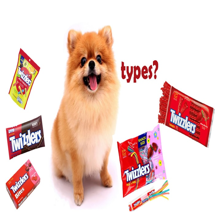 Types of Twizzlers and Their Effects on Dogs