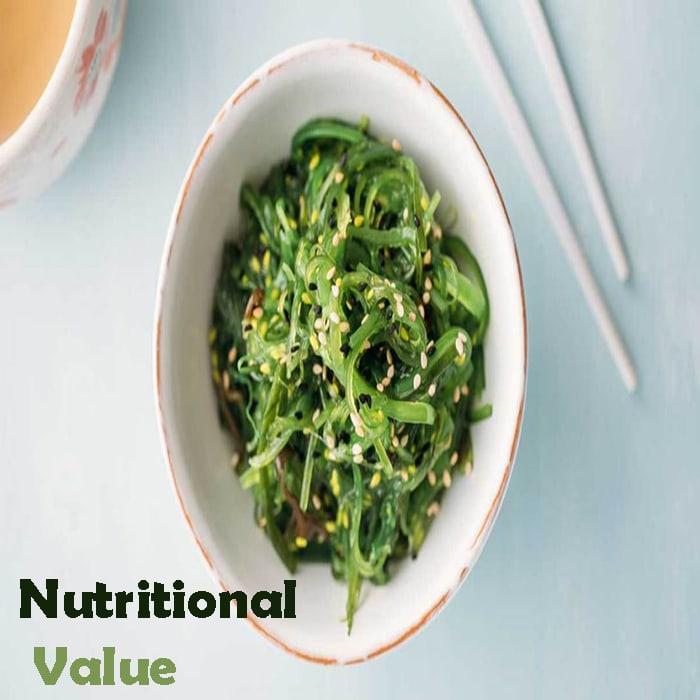 Nutritional Value of Seaweed