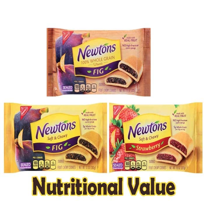 Nutritional Value of Fig Newtons
